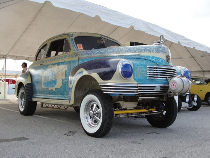 30's & 40's Ford gasser 16218211