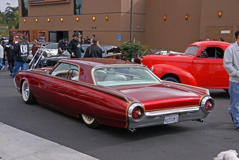 Ford Thunderbird 1961 - 1963 custom & mild custom - Page 3 16232410