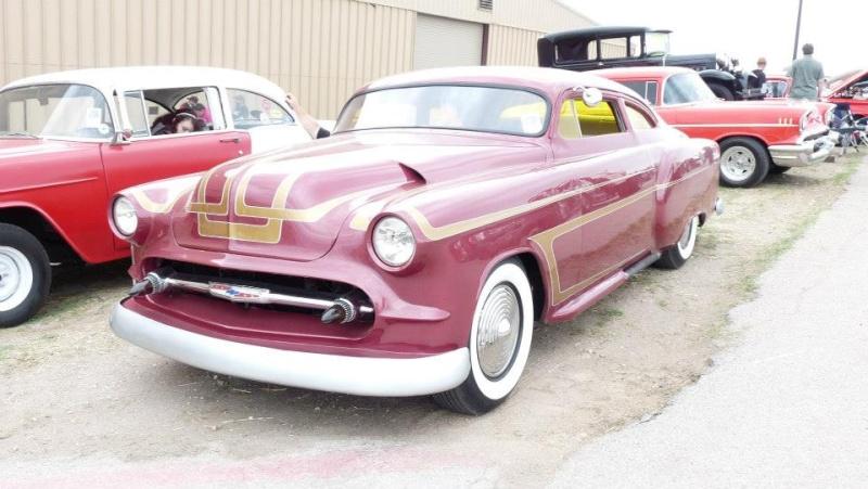 Chevy 1953 - 1954 custom & mild custom galerie - Page 7 16236210