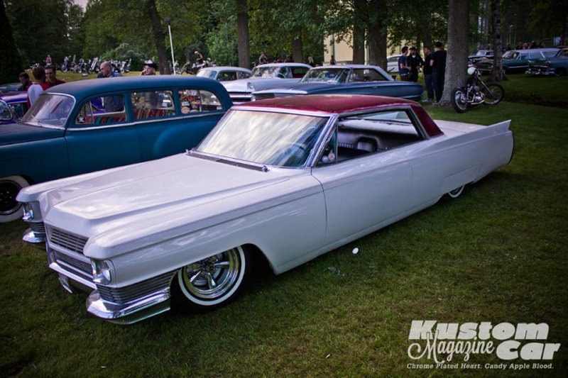 Cadillac 1961 - 1968 Custom & mild custom - Page 3 16537010