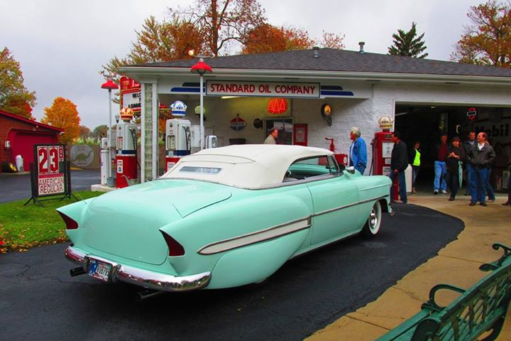 Chevy 1953 - 1954 custom & mild custom galerie - Page 7 16616510