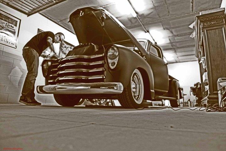Chevy Pick up 1947 - 1954 custom & mild custom - Page 3 16733810