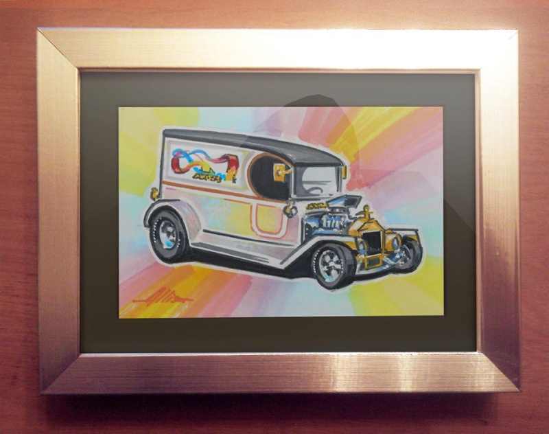 Jeff Allison - designer hot wheels and illustrations 16820110