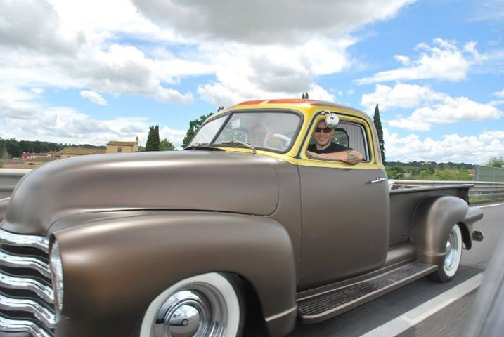 Chevy Pick up 1947 - 1954 custom & mild custom - Page 3 16909010