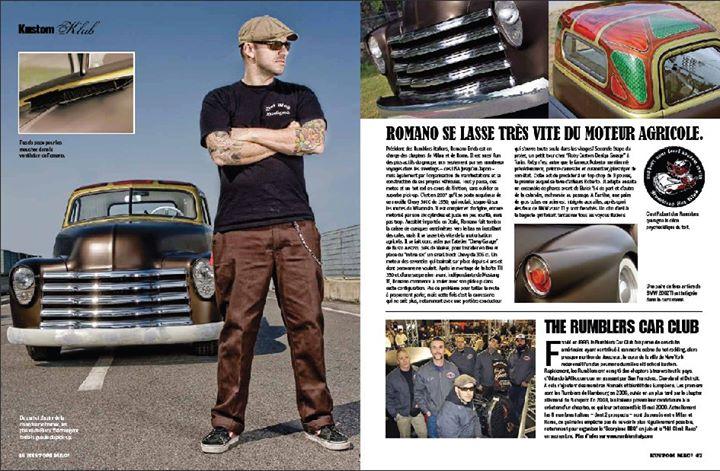 Chevy Pick up 1947 - 1954 custom & mild custom - Page 3 17073711