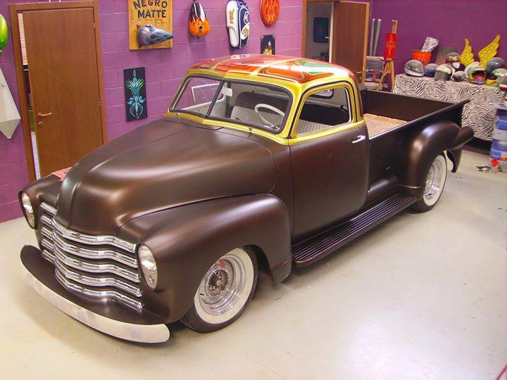 Chevy Pick up 1947 - 1954 custom & mild custom - Page 3 17106410