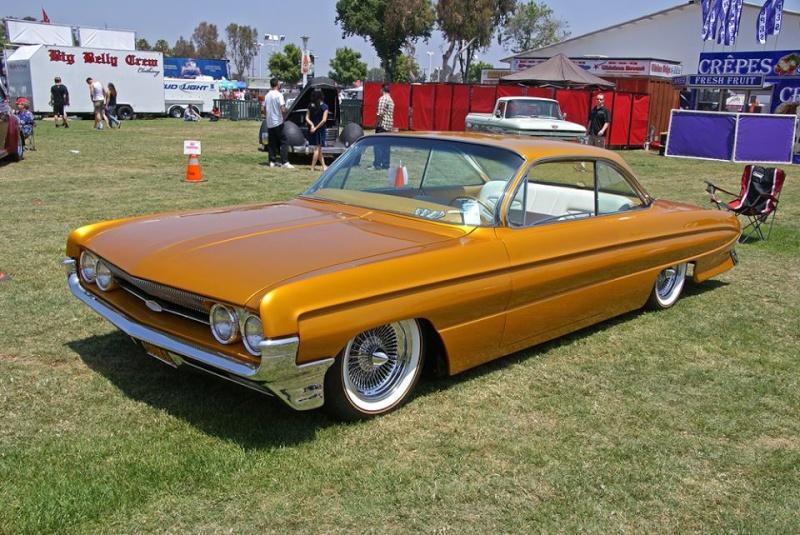 Oldsmobile 1961 - 1964 custom & mild custom 17797610