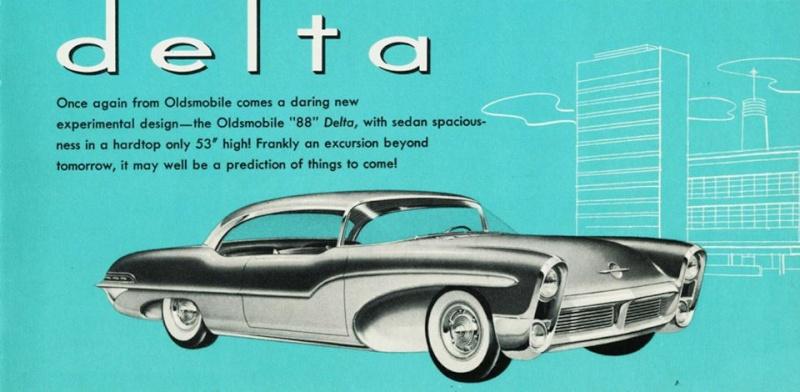 1955 Oldsmobile 88 Delta - concept 17797810