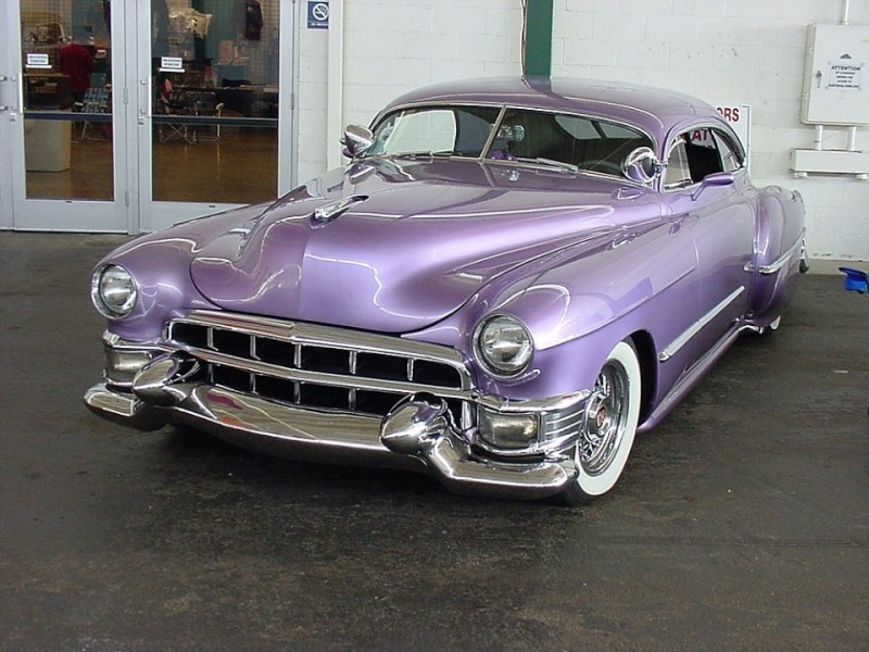 Cadillac 1948 - 1953 custom & mild custom - Page 3 17964210