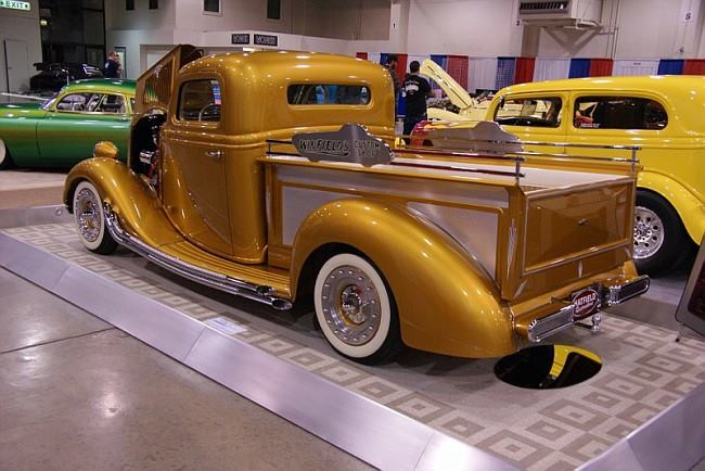 Ford 1935 - 38 custom & mild custom - Page 4 17980310