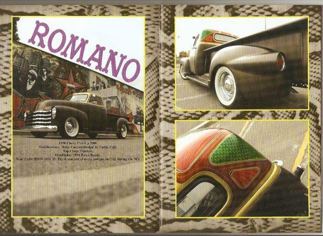 Chevy Pick up 1947 - 1954 custom & mild custom - Page 3 17987610