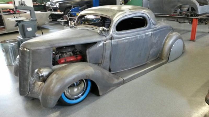 Ford 1935 - 38 custom & mild custom - Page 3 18004410