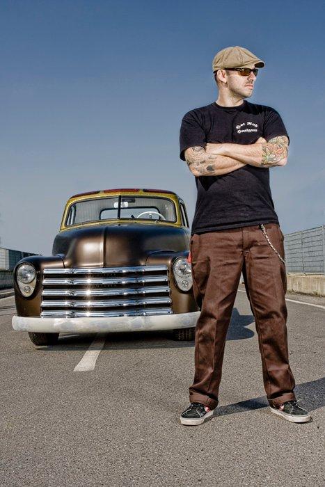 Chevy Pick up 1947 - 1954 custom & mild custom - Page 3 18009710