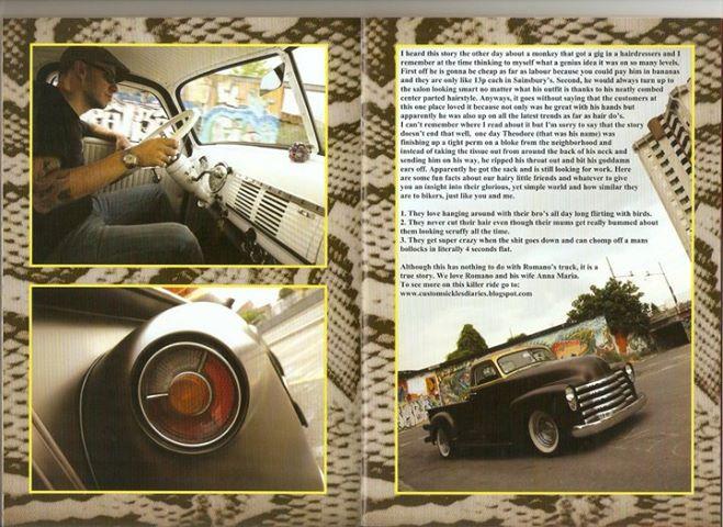 Chevy Pick up 1947 - 1954 custom & mild custom - Page 3 18066510