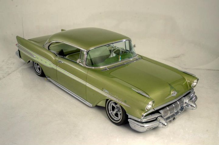 Pontiac 1955 - 1958 custom & mild custom 18252110