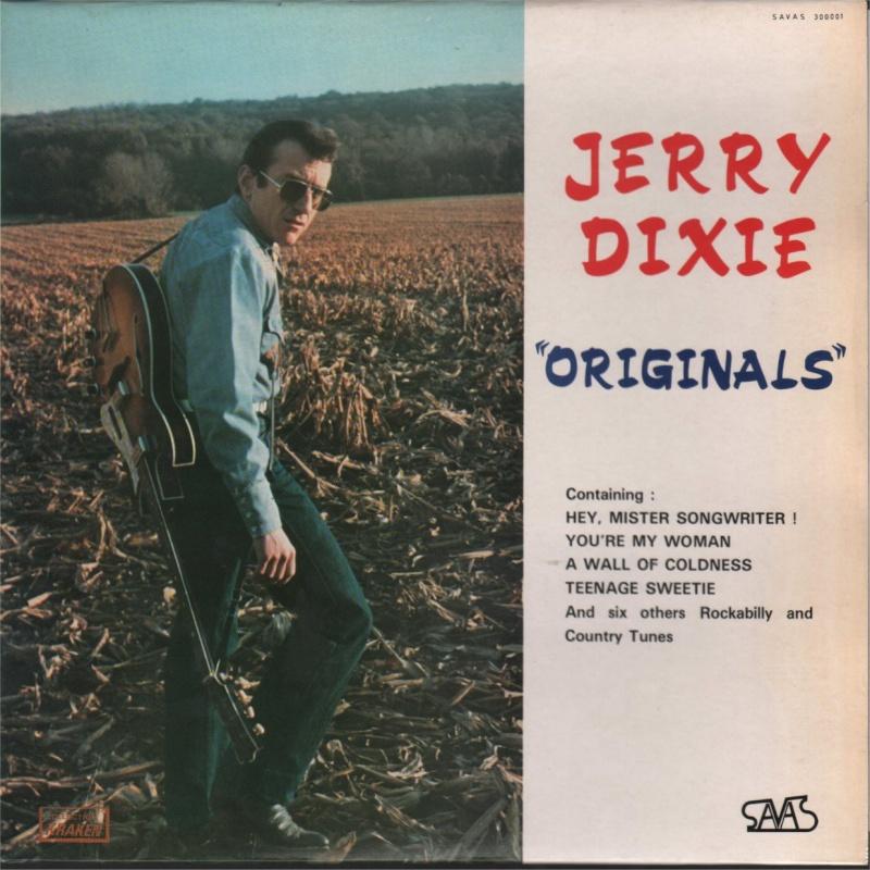 Jerry Dixie - Teenage sweetie  18935a10
