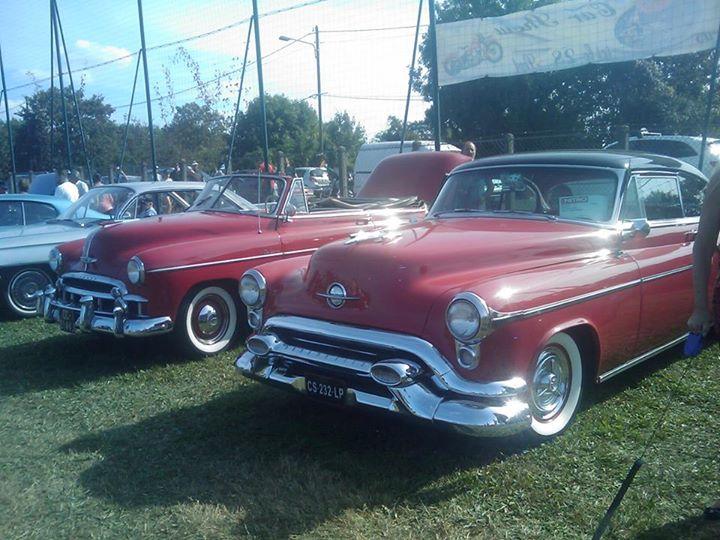 Villeneuve St Gge-Rock'n'Roll Car show #3 -Sept 2014 par Jerry Yankee 18977810