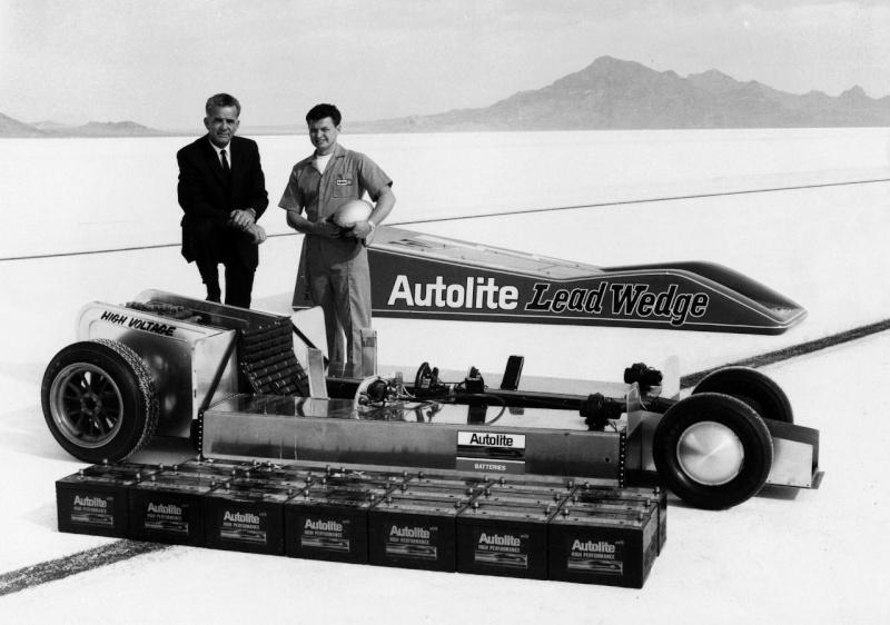Dean Jeffries: 50 Fabulous Years in Hot Rods, Racing & Fil - Tom Cotter - motorbooks 18raka10