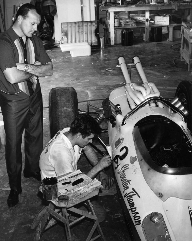 Dean Jeffries: 50 Fabulous Years in Hot Rods, Racing & Fil - Tom Cotter - motorbooks 18raka11