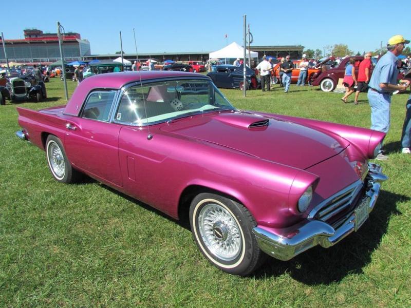 1955, '56 and '57 T-Bird custom & mild custom 19018310