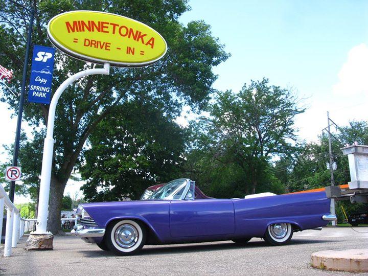 Plymouth  1957 - 1958 custom & mild custom 19028210