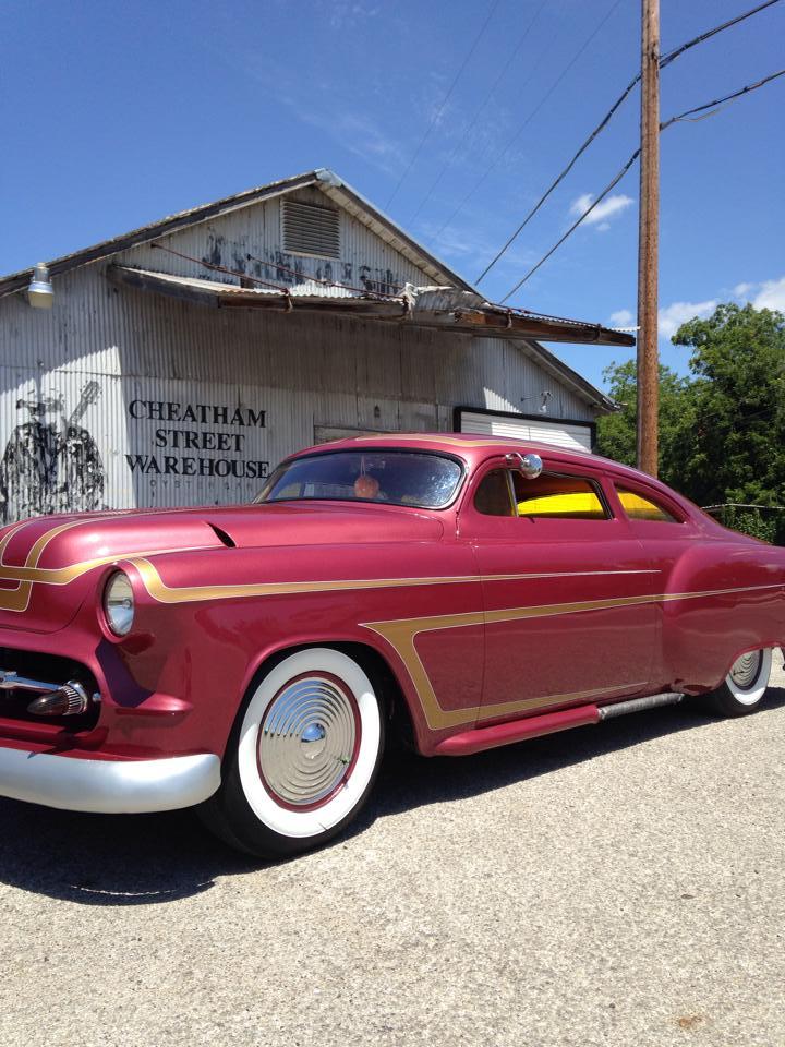 Chevy 1953 - 1954 custom & mild custom galerie - Page 7 19073910