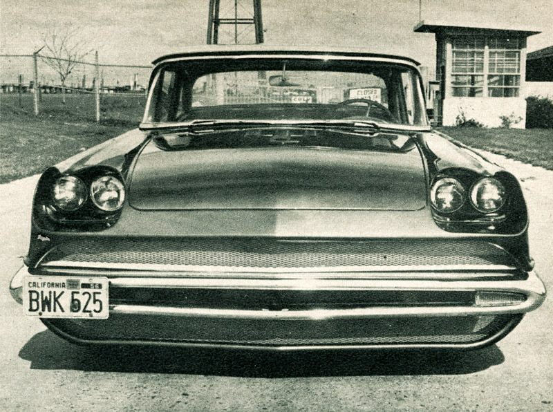 Ford 1957 & 1958 custom & mild custom  - Page 4 19074210