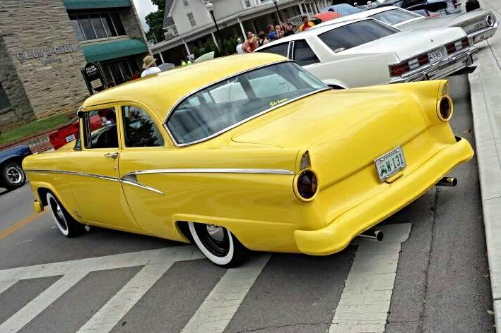 Ford 1955 - 1956 custom & mild custom - Page 3 19102610
