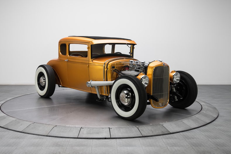 Ford 1931 Hot rod - Page 3 1931-f11