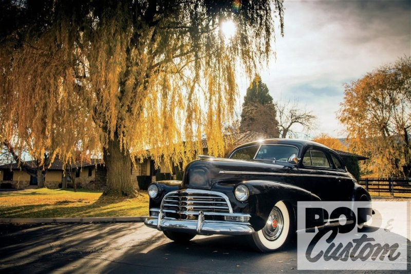 Chevrolet 1946 - 48 custom & mild custom - Page 2 1946-c10