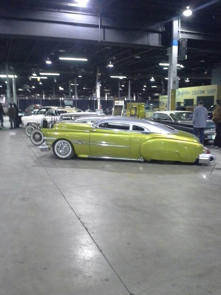 Pontiac 1949 - 54 custom & mild custom - Page 2 19474310