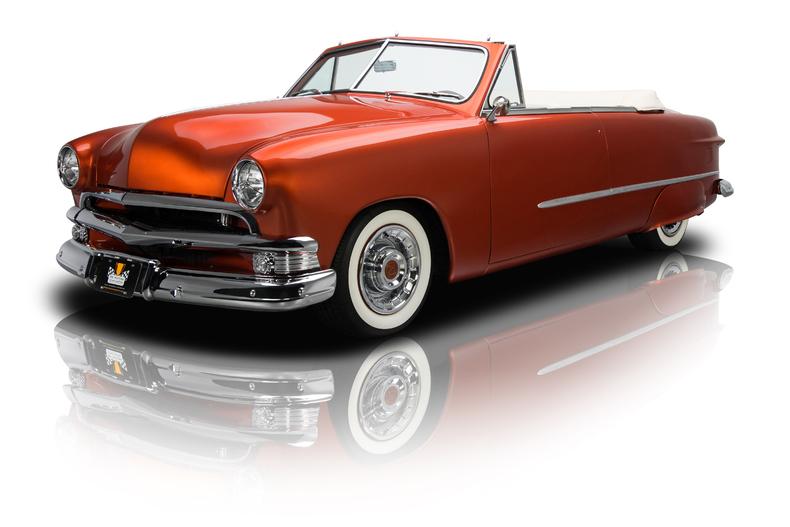 Ford 1949 - 50 - 51 (shoebox) custom & mild custom galerie - Page 15 1951-f23