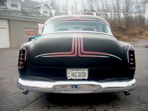 Oldsmobile 1948 - 1954 custom & mild custom - Page 4 1953_o11