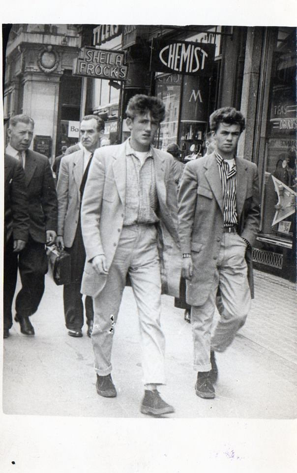 Teddy Boys - Page 2 195710