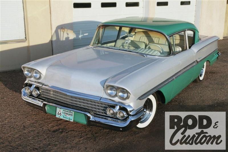 Chevy 1958 custom & mild custom - Page 4 1958-c11