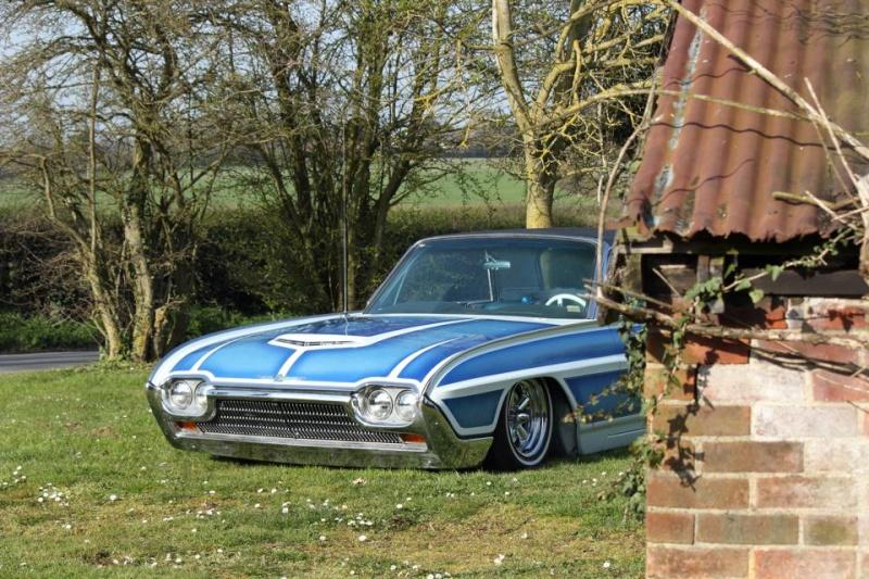 Ford Thunderbird 1961 - 1963 custom & mild custom - Page 2 19650610