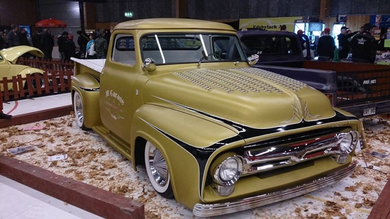 Ford Pick Up 1953 - 1956 custom & mild custom - Page 2 19751110
