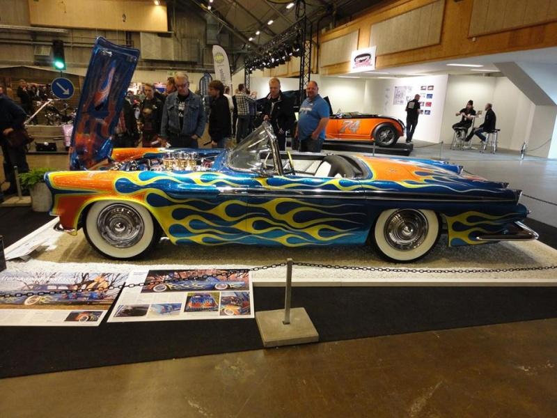 1955, '56 and '57 T-Bird custom & mild custom 19796010