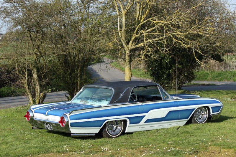 Ford Thunderbird 1961 - 1963 custom & mild custom - Page 2 19798410