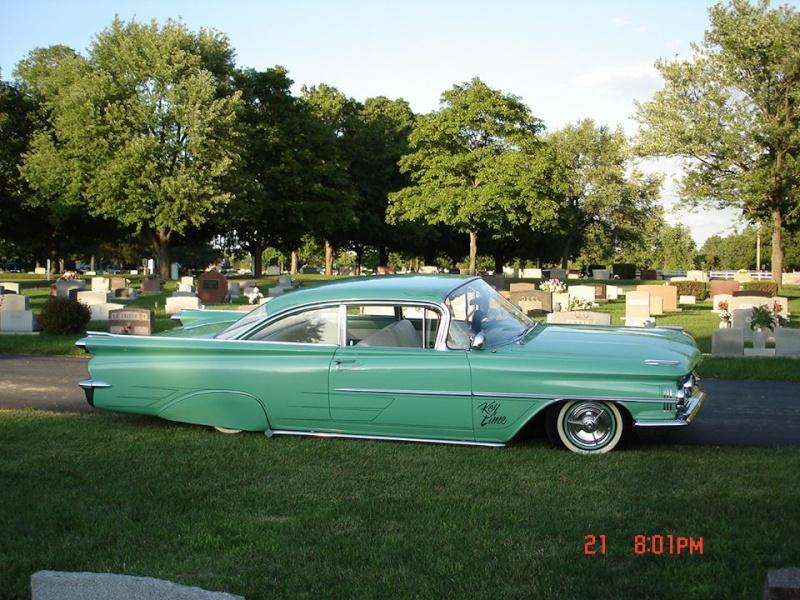Oldsmobile 1958 - 1960 custom & mild custom 19817711