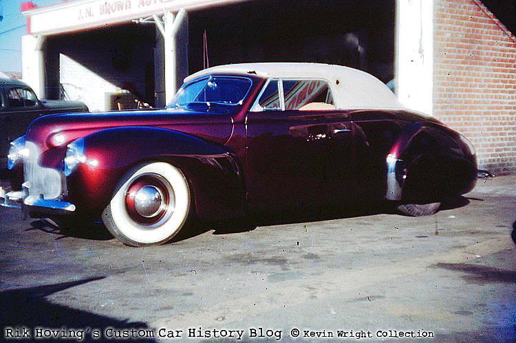 Ford & Mercury 1939 - 40 custom & mild custom - Page 4 19822510