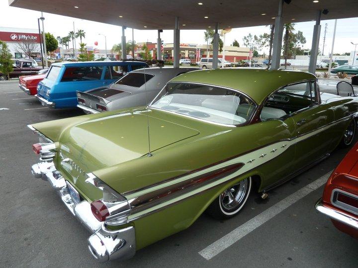 Pontiac 1955 - 1958 custom & mild custom 19942810