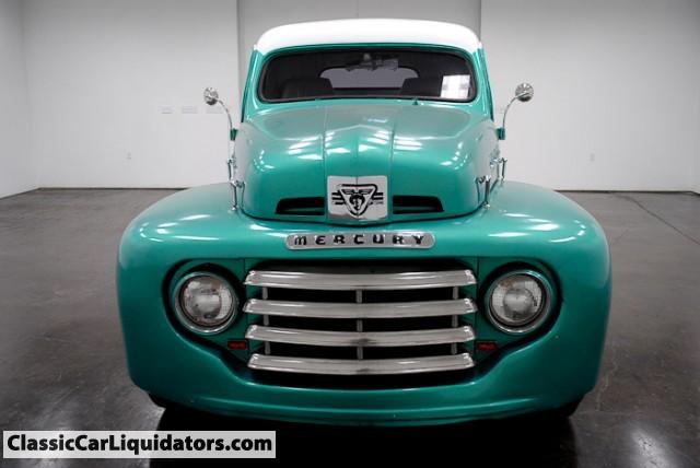 Ford¨Pick up 1948 - 1951 custom & mild custom 211