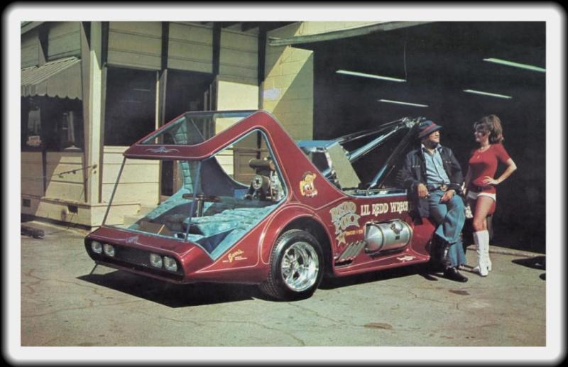 Turnpike Hauler - Li'l Red Wrecker - Jay Ohrberg & Bob Reisner 219