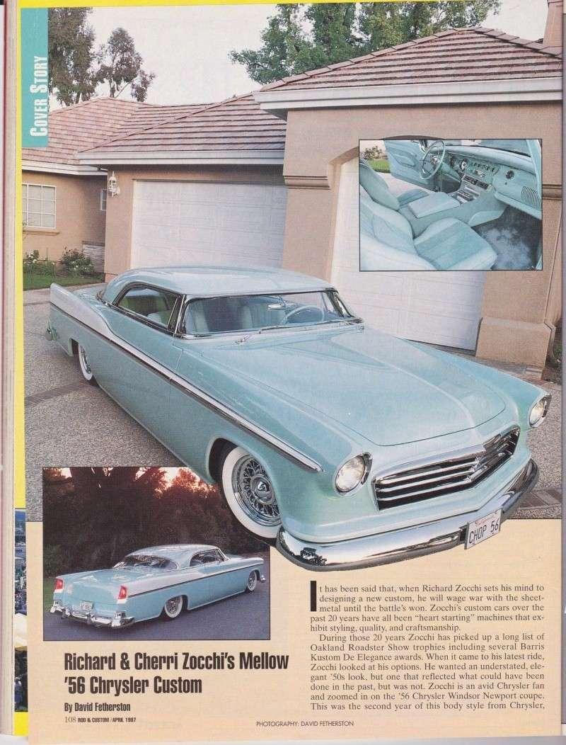 Chrysler & DeSoto 1955 - 1956 custom & mild custom 223