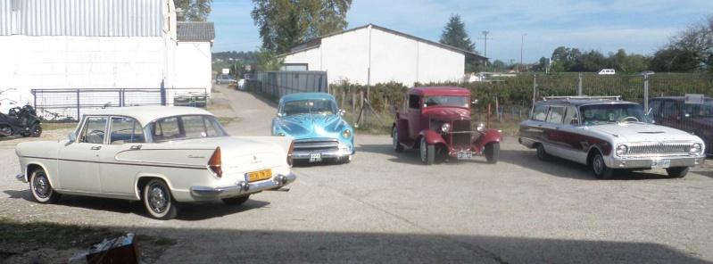 "Barbecue amical au local des "" Bagnoles et Becanes "" - Podensac 33 - Oct 2014 235"