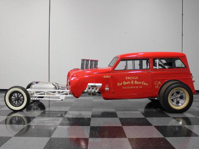 Slingshot & vintage dragster  24341210