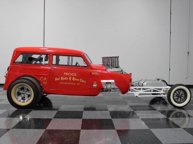Slingshot & vintage dragster  24342310