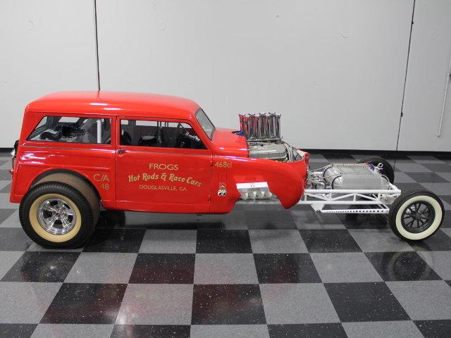 Slingshot & vintage dragster  24342410
