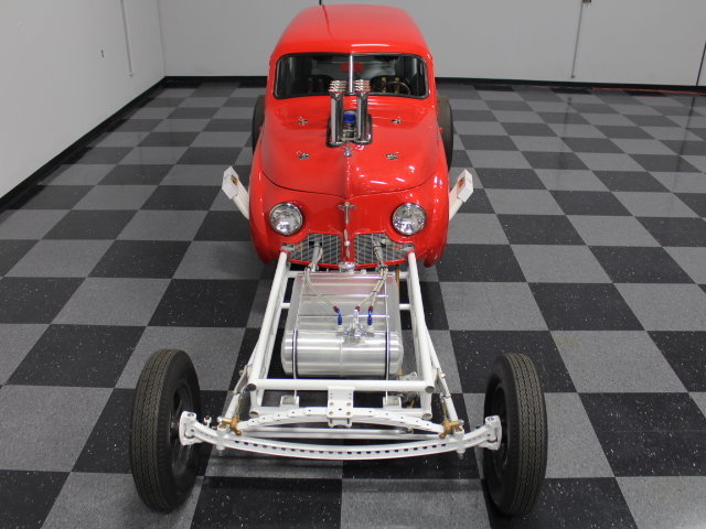Slingshot & vintage dragster  24342610